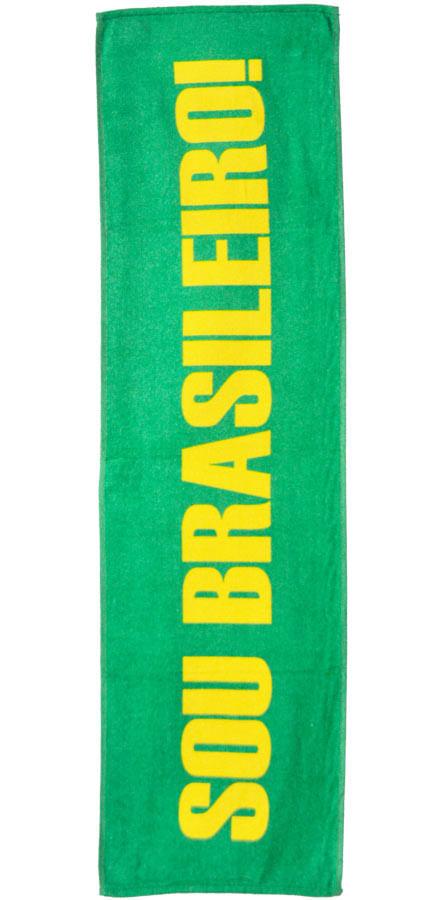 TOALHA BRASIL SPORT FITNESS 0,30 X 1,10 - BUETTNER