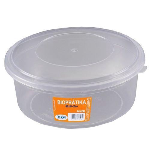POTE COM TAMPA BIOPRATIKA 0290 1,6 L - PLEION