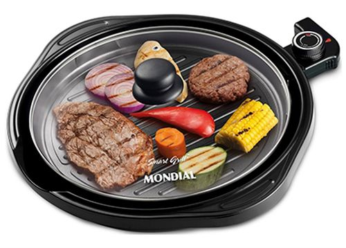 GRILL REDONDO SMART GRILL (G-04) - MONDIAL