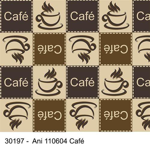TECIDO TRICOLINE COZINHA 1,00 X 1,50 30197 CAFÉ DES. 001 - NIAZI