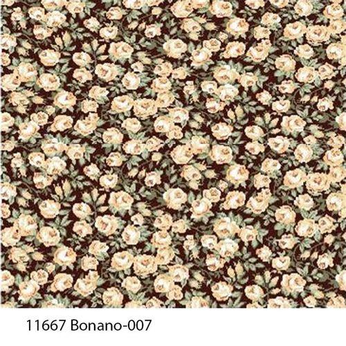 TECIDO TRICOLINE FLORAL 1,00 X 1,40 11667 BONANO DES. 007 - NIAZI
