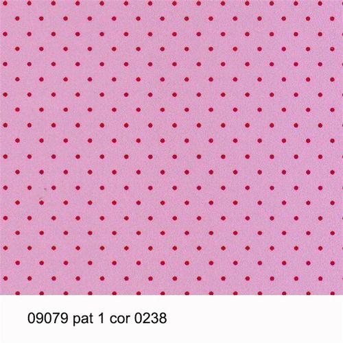 TECIDO TRICOLINE POÁ 1,00 X 1,40 09079 PAT 1 DES. 238 - NIAZI