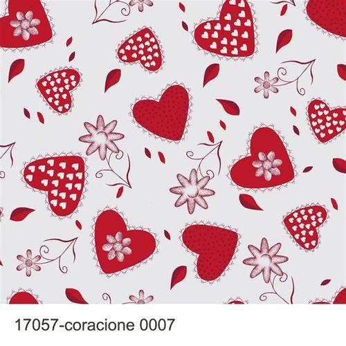 CORTE DE TRICOLINE INFANTINO 1,00X1,40 17057 CORACIONE 07