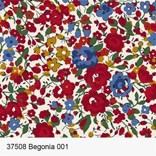 TECIDO TRICOLINE FROU FROU 1,00 X 1,50 37508 BEGONIA DES. 001 - NIAZI