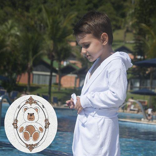 ROUPÃO  INFANTIL LAUREN  - TECEBEM