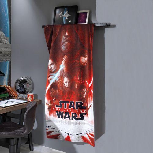 TOALHA DE PRAIA VELOUR ESTAMPADA 76 X 1,52 STAR WARS 08 - DOHLER