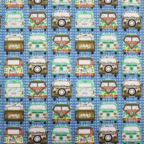 CORTE DE TRICOLINE INFANTINO 1,00X1,40 37516 BARRADO CARROS 01