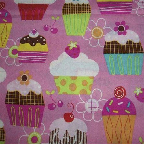 TECIDO TRICOLINE SILK CAKE CANDY 1,00 X 1,50 38306 CAKE DES. 001 - NIAZI