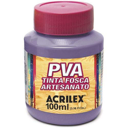 TINTA FOSCA PARA ARTESANATO LILÁS 100ML (032100528) - ACRILEX