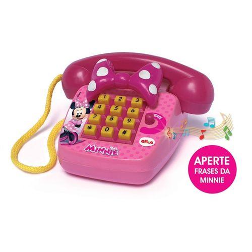 TELEFONE SONORO MINNIE (1061) - ELKA