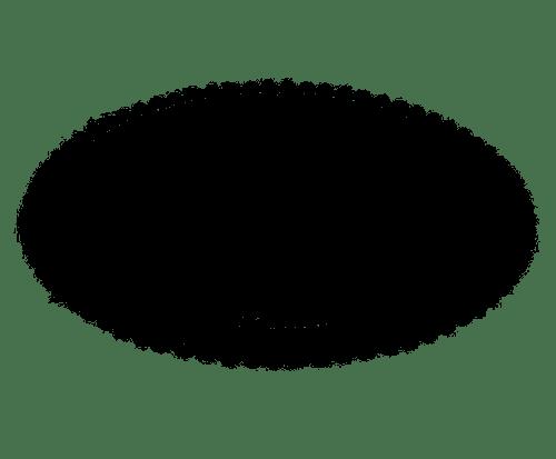SOUSPLAT DE CRISTAL CHUMBO PEARL CLEAR 31,5X2CM - ROJEMAC