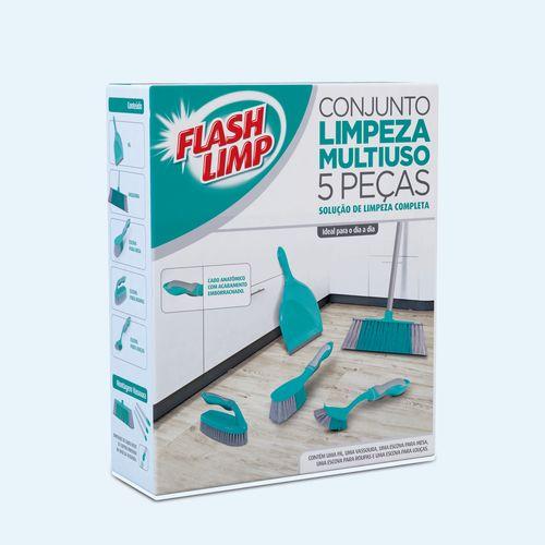 CONJUNTO PARA LIMPEZA MULTIUSO (LAV 6590) - FLASH LIMP
