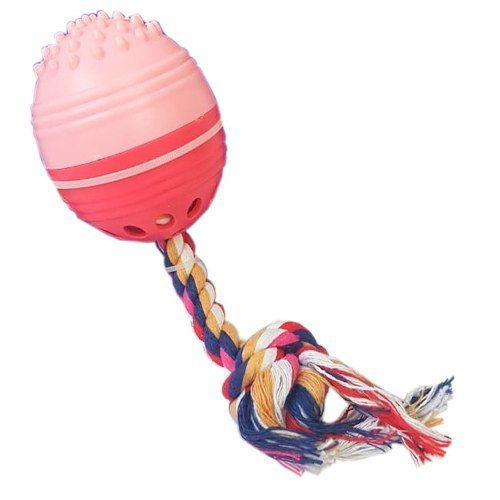 BOLA MASSAG SONORA THE DOG TOY P 18CM (10724) - THE PETS BRASIL