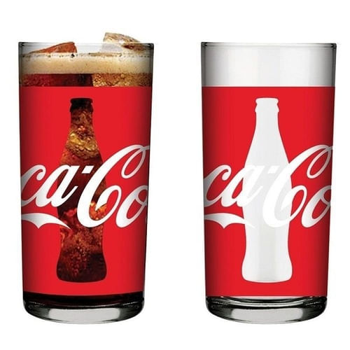 COPO BAR L DRINK 390 ML - COCA-COLA (2314) - NADIR FIGUEIREDO