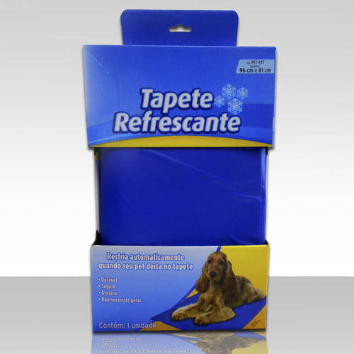 TAPETE REFRESCANTE 40 X 50 PET-394 - WESTERN