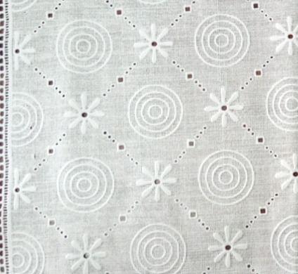 PLÁSTICO PVC RENDADO 0,35 X 20M DES.002 - NIAZITEX