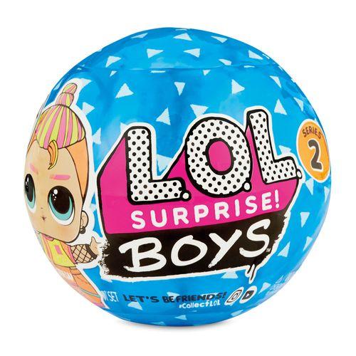 BONECO LOL-BOYS SURPRISE SERIE 1(24E12)/ SERIE 2(25 SK) (8926)