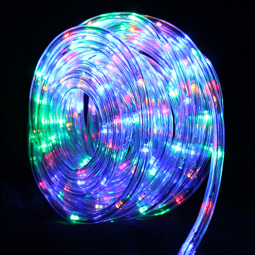 MANGUEIRA LED COLOR 10M 8F S/EMBAL (15113C)