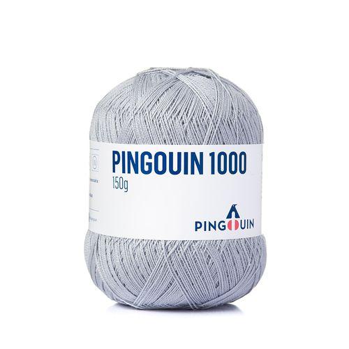 LINHA PINGOUIN 1000 100%ALGODAO MERCERIZADO 150GR