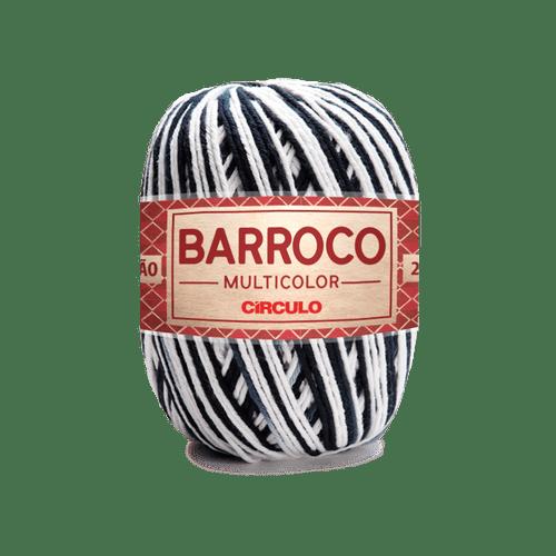 LINHA CIRCULO FIO BARROCO MULTI 4/6 400GR