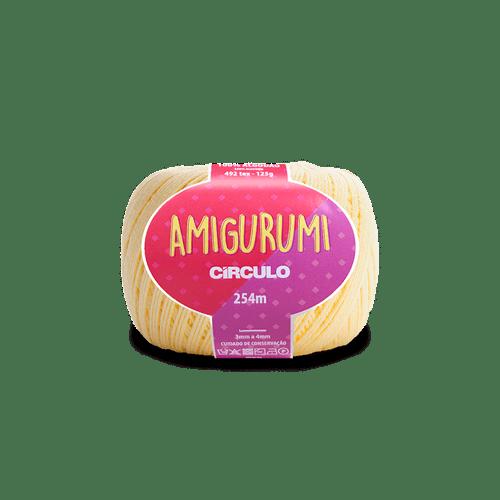 LINHA CIRCULO AMIGURUMI 125GR