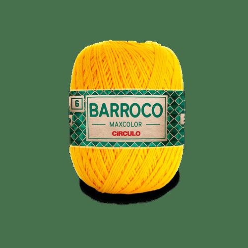 LINHA CIRCULO FIO BARROCO MAXCOLOR 6 400G