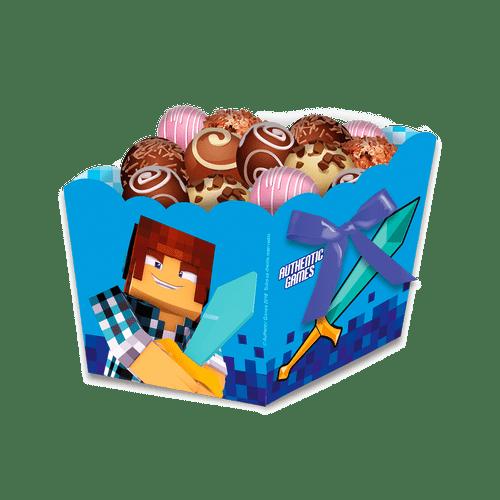 CACHEPOT MEDIO AUTHENTIC GAMES 12X08 (105828)