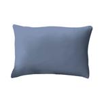 Azul-jeans-fronha