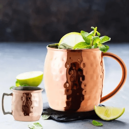 CANECA MOSCOW MULE BRONZE 470ML