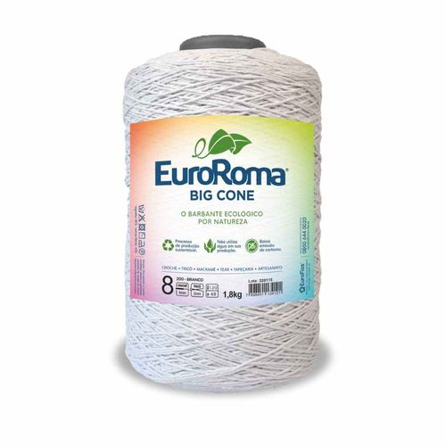 BARBANTE EUROROMA COLORIDO 4/8  1.8KG C/1373M